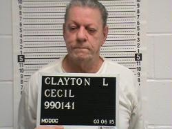 Cecil Clayton - MISSOURI DEPARTMENT OF CORRECTIONS