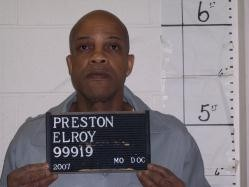 "According to the Missouri Department of Corrections, Elroy Preston is known in prison as the ""Chicken Man."""