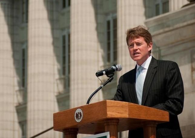 Attorney General Chris Koster - VIA FACEBOOK