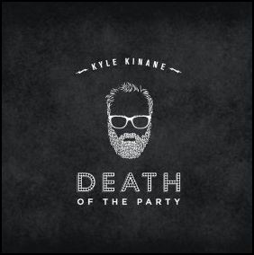 Cover of Kyle Kinane's debut CD