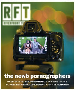 The cover of the July 17, 2014, Riverfront Times. - STUDIO TORNO