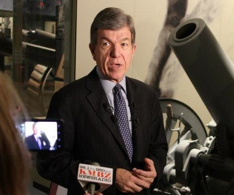 Senator Roy Blunt - VIA FACEBOOK