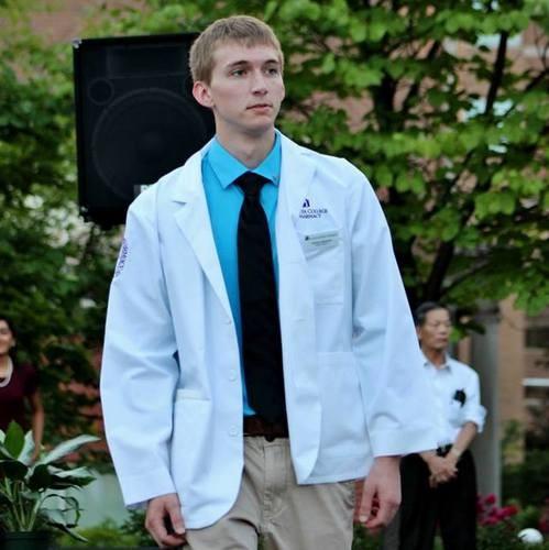 Nicholas Kapusniak, twenty, died in a drive-by shooting in south city. - FACEBOOK