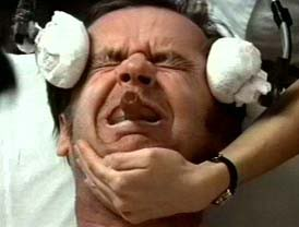 If TMS replaces electroshock therapy, what ever will Nurse Ratched do?