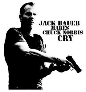 Yeah, Chuck Norris has to sleep. - IMAGE VIA