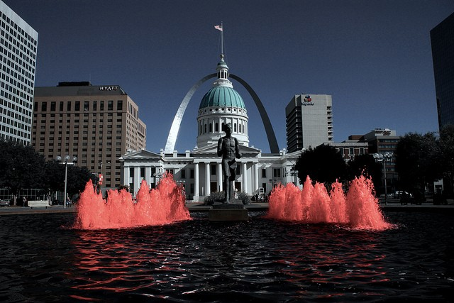 People should live in St. Louis, says New York Magazine. - SHAWN SEMMLER ON FLICKR