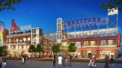Schedule ballpark village to open with third eye blind for Drunken fish ballpark village