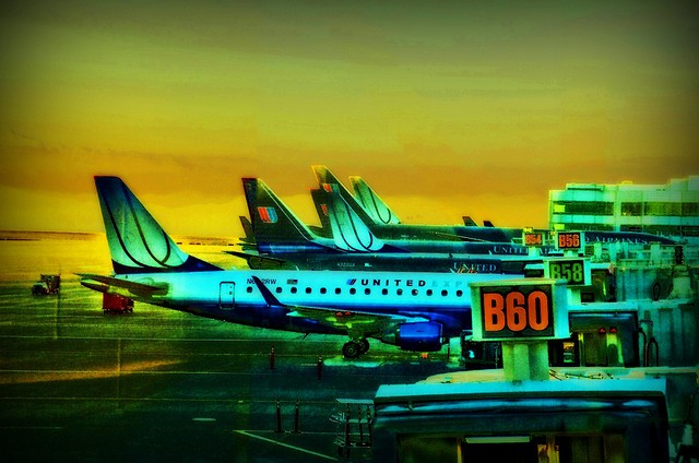 Planes at Denver International Airport. - PAWPAW67 ON FLICKR