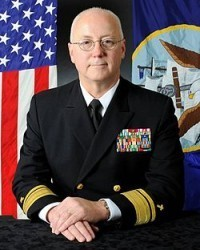 You should have stuck to your guns, Rear Admiral Tidd!