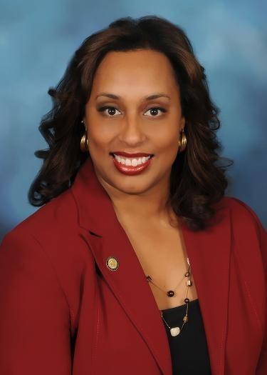 Illinois state senator Toi Hutchinson says her strip club tax might get legs - IMAGE VIA