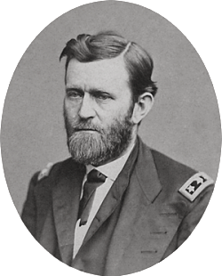 Ulysses S. Grant, a changed man.