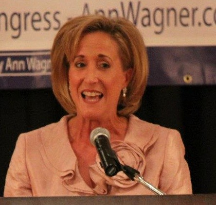 Representative Ann Wagner - VIA FACEBOOK