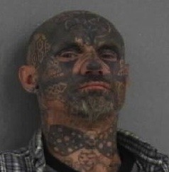 Man With Crazy Face Tattoo Accused Of Assault Tells Police Dog