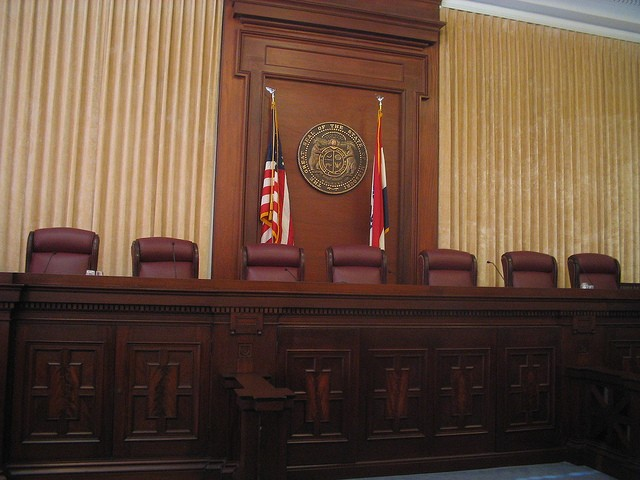 The Missouri Supreme Court will hear KMOX host Charlie Brennan's case. - DAVID SHANE ON FLICKR