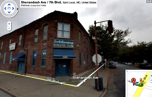 South Broadway Athletic Club, 2301 South 7th Street.