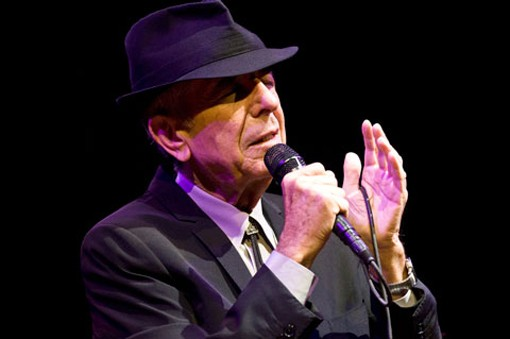 Leonard Cohen at Coachella music festival earlier this year in Southern California. Cohen performed Saturday night at the Fox Theatre. Read the full review here. - TIMOTHY NORRIS / LA WEEKLY