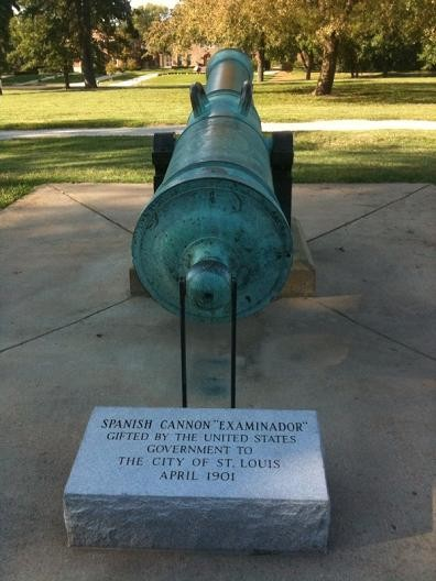 New marker ensures that cannon's history won't be forgotten -- again.
