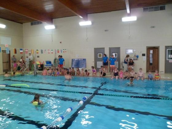 YMCA of Greater St. Louis pool event - VIA FACEBOOK
