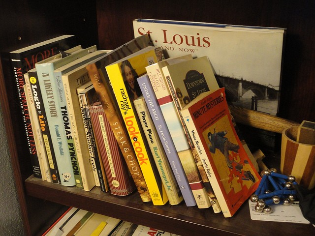 Do we get credit for having books written ABOUT us? - PAUL SABLEMAN, FLICKR