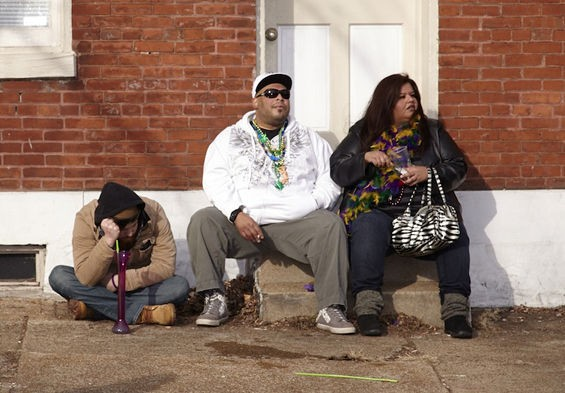 SLIDESHOW: SCENES FROM SOULARD MARDI GRAS