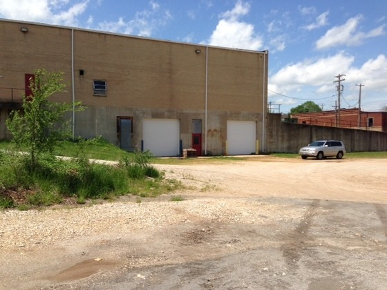 The fire department location where officials were reportedly holding Phineas (video here). - COURTESY OF JOE SIMON.