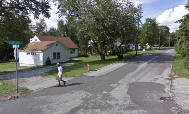 Ventura Drive where the shooting victims were found. - VIA GOOGLE MAPS
