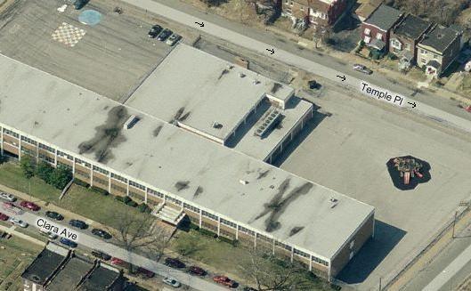 Ford Elementary School at 1383 Clara