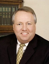 Missouri GOP Chairman David Cole runs the show tonight.