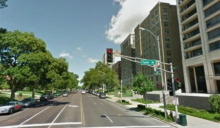The 4500 block of Lindell Boulevard - GOOGLE MAPS