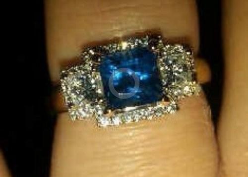 Amy Jo Plummers' Ring - AMY JO PLUMMER