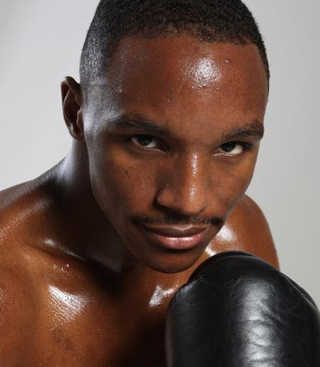 The champ: Devon Alexander