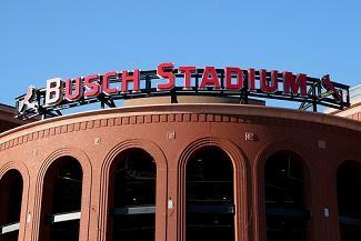 """Busch"" Stadium -- or so they say. - FLICKR.COM/PHOTOS/PRETTYWARSTL"