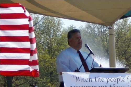 Rep. Paul Wieland. - VIA WIELANDNOW.COM