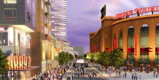 Is that a Ballpark Village or a Field of Dreams? - WWW.CORDISH.COM