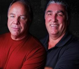 Kevin Slaten and Jack Clark. - VIA