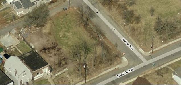 4900 block of Ashby, where Mark Allen Booker died of gunshot wounds.