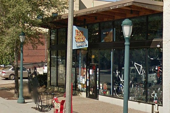 Big Shark: The city's best bike shop in 2012.
