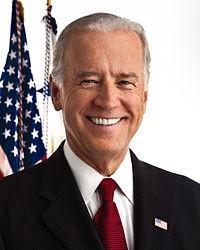 Joe Biden's not afraid to use it.