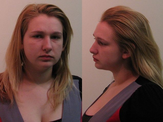 Christina Hurley, 21. - MADISON COUNTY SHERIFF'S OFFICE