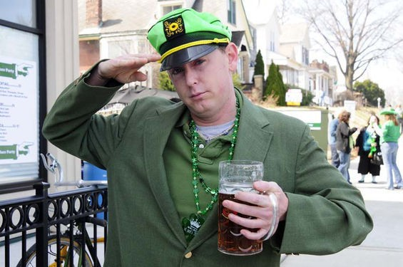 Ahoy! It's St. Patrick's Day! - DAVID WALTHALL