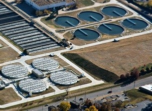 Lemay Wastewater Treatment Plant. - VIA