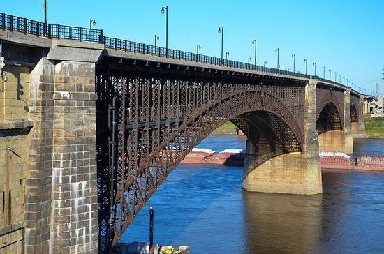 Merchants Bridge. - VIA