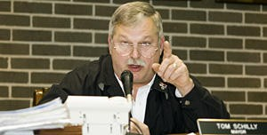 Crystal City Mayor Tom Schilly