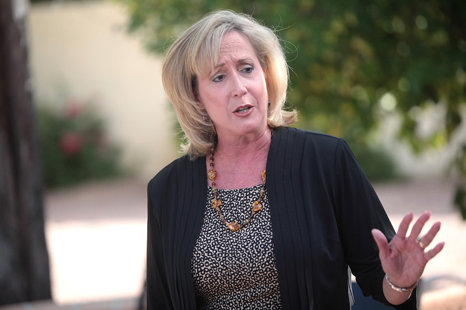 U.S. Representative Ann Wagner has been a Republican power broker since the 1990s. - FLICKR/GAGE SKIDMORE