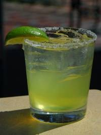 Actual green drink may not match libation pictured. - PDPHOTO.COM