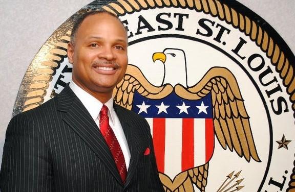 East St. Louis Mayor Alvin Parks. - VIA FACEBOOK