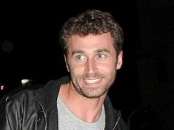 James Deen, porn star, survivor of shooting a movie with Lindsay Lohan. - IMAGE VIA
