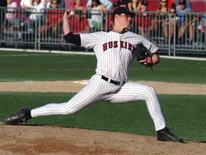 Ottavino in his college days. - CHRISOLEARY.COM