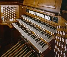 Wicks Organ has been manufacturing pipe organs for 105 years. - IMAGE VIA