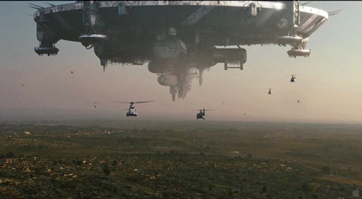 """""""The aliens have been with us for twenty years already at the start of South African director Neill Blomkamp's fast and furiously inventive District 9, writes Scott Foundas."""